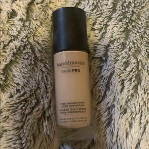 Bare Minerals, Bare Pro foundation